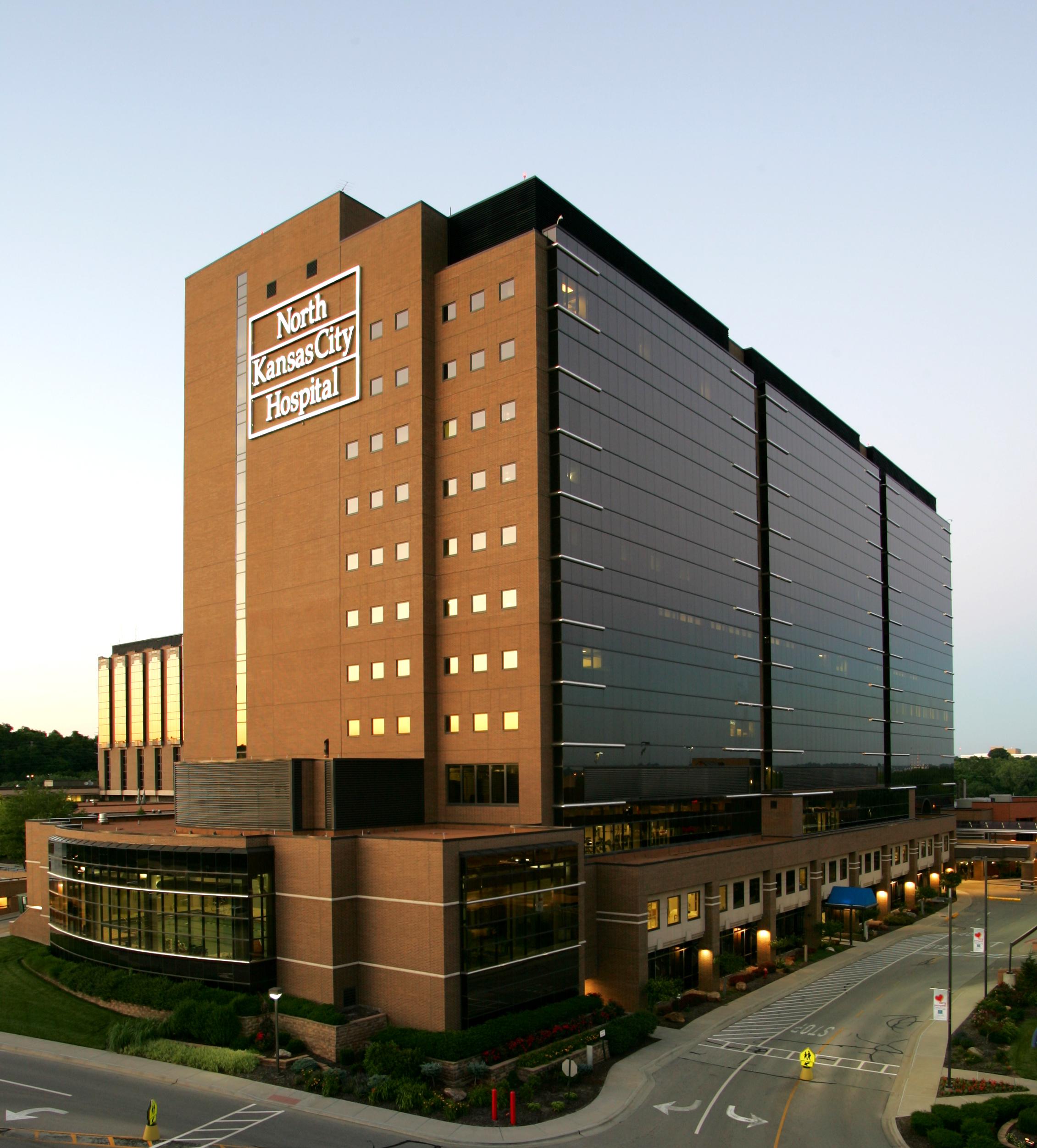 Campus Photos, North Kansas City Hospital, North Kansas ...
